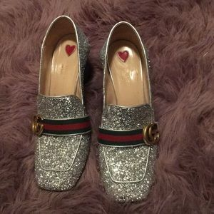 Gucci Peyton Marmont Loafers